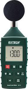 Extech Zajszintmérő SL510 35 - 130 dB 31.5 Hz - 8000 Hz Kalibrált Gyári standard (tanusítvány nélkül) Extech