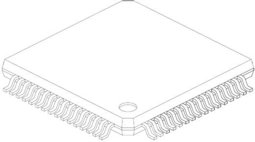 PIC processzor, ház típus: TQFP-64, Microchip Technology PIC24FJ128GA006-I/PT