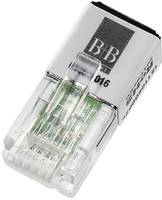 B & B Thermo-Technik Nedvesség- és hőmérséklet modul 1 db 0636 0016 Mérési tartomány: 0 - 100 % r. (H x Sz x Ma) 23 x 1 (0636 0016) B & B Thermo-Technik