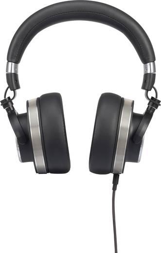Stúdió fejhallgató, ezüst, Renkforce Over Ear