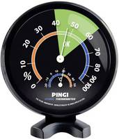 Analóg hőmérő és páratartalom mérő, PINGI PHC-150 (PHC-150) PINGI