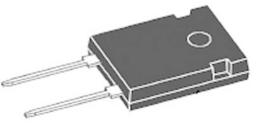 Hiperfred dióda, ház típus: TO-247AD , I(F) 30 A , zárófeszültség: U(R) 1,2 kV, IXYS DSEP30-12A
