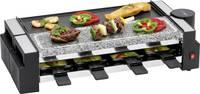 Raclette sütő, fekete, 1200W, Clatronic RG 3678 (263815) Clatronic