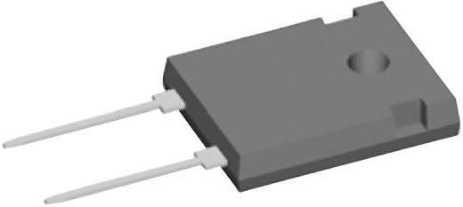 Dióda, ház típus: TO-247AD, I(F) 60 A, zárófeszültség: U(R) 600 V, IXYS DSEI60-06A