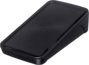 Bopla BOP 900 PH-9005 Pultos műszerdobozok 200 x 105 x 53.6 ABS Fekete (RAL 9005) 1 db Bopla