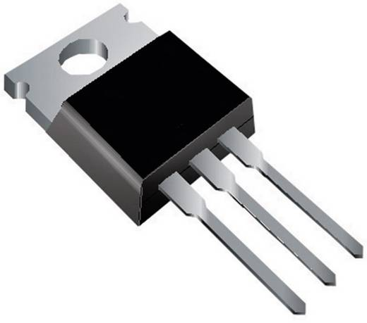 Tranzisztor, unipoláris (MOSFET) International Rectifier IRL1404ZPBF N csatornás TO 220 AB I D (A) 200 A U(DS) 40 V