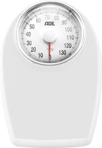 Analóg személymérleg max. 136 kg, fehér, ADE BM 701 Viktoria (BM701) ADE