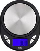 Zsebmérleg max. 100 g felbontás: 0.01 g fekete/ezüst ADE TE 1700 Fred ADE