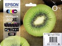 Epson Tinta kombicsomag T02G74, 202XL Eredeti (C13T02G74010) Epson
