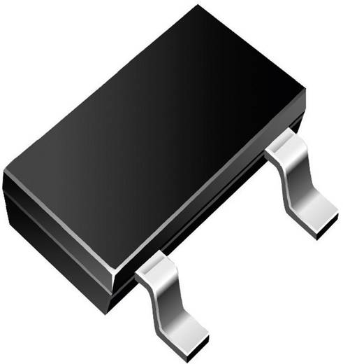 Tranzisztor, unipoláris (MOSFET) International Rectifier IRLML6344TRPBF N csatornás SOT 23 I D (A) 6.3 A U(DS) 30 V