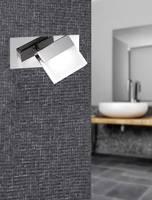 LED-es fürdőszobai fali lámpa 4 W WOFI 4501.01.01.0044 Sonett Króm WOFI