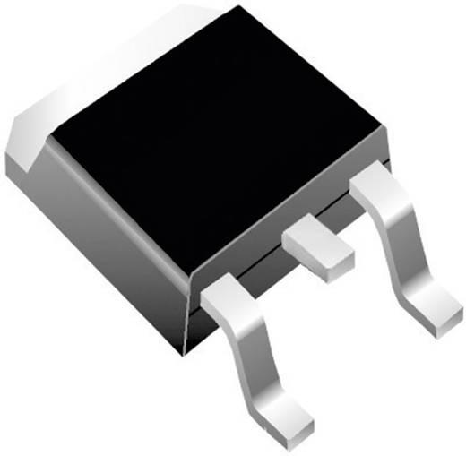 Tranzisztor, unipoláris (MOSFET) International Rectifier IRFR2307ZPBF N csatornás DPAK I D (A) 53 A U(DS) 75 V