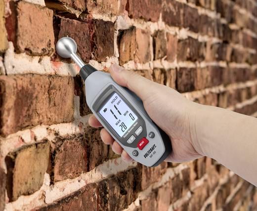 VOLTCRAFT MF-90 Anyagnedvesség mérő Mérési tartomány (épület nedvességtartalom) 0 - 100 % vol Mérési tartomány (fa nedve