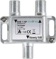 Axing BAB 1-10P Kábel-TV leágaztató 1 csatornás 5 - 1218 MHz Axing