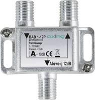 Axing BAB 1-12P Kábel-TV leágaztató 1 csatornás 5 - 1218 MHz Axing