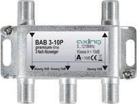 Axing BAB 3-10P Kábel-TV leágaztató 3 részes 5 - 1218 MHz Axing