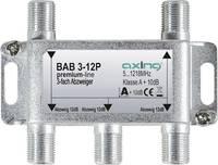 Axing BAB 3-12P Kábel-TV leágaztató 3 részes 5 - 1218 MHz Axing