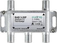 Axing BAB 3-20P Kábel-TV leágaztató 3 részes 5 - 1218 MHz Axing