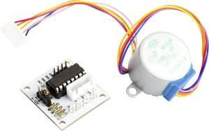 MAKERFACTORY Motor VMA401 Alkalmas: Arduino, Arduino UNO, Fayaduino, Freeduino, Seeeduino, Seeeduino ADK, pcDuino (MF-4838256) MAKERFACTORY