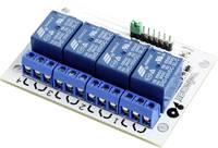 Makerfactory VMA400 relémodul (Arduino táblákhoz): Arduino, Arduino UN, Fayaduino, Freeduino, Seeeduino, Seeeduino ADK, MAKERFACTORY