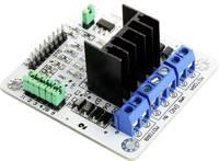 MAKERFACTORY Léptetőmotor meghajtó modul VMA409 Alkalmas: Arduino, Arduino UNO, Fayaduino, Freeduino, Seeeduino, Seeed MAKERFACTORY