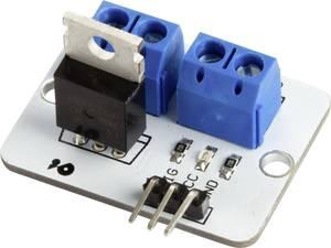 MAKERFACTORY Meghajtó modul VMA411 Alkalmas: Arduino, Arduino UNO, Fayaduino, Freeduino, Seeeduino, Seeeduino ADK, pcD (MF-4838340) MAKERFACTORY