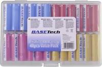 Alkáli mangán ceruzaelem készlet 2650 mAh 1,5 V 48 db, Basetech (1613313) Basetech