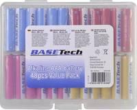 Alkáli mangán mikroelem készlet 1170 mAh 1,5 V 48 db, Basetech (1613314) Basetech