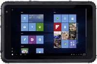 CAT GSM/2G, UMTS/3G, LTE/4G, WiFi 64 GB Fekete Windows® tablet 20.3 cm (8 coll) 1.44 GHz Windows® 10 1280 x 800 pixel CAT