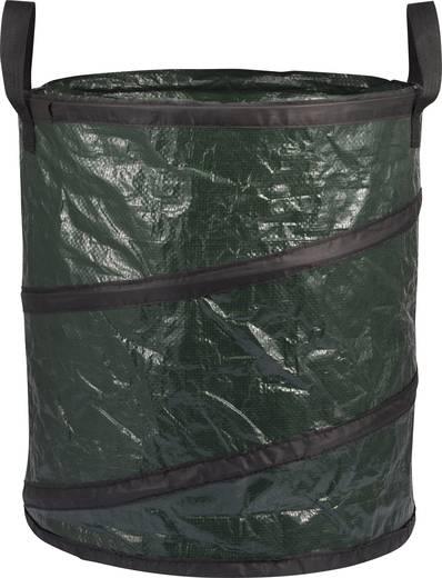 Összecsukható kerti zsák 56 l zöld, Basetech BT-1702852