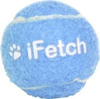 Labda kiskutyáknak, kék/fehér, 1 db, iFetch Ball 40 (ifetchball40) iFetch