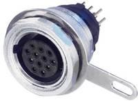 Neutrik MPF12-V Kerek dugó Alj, beépíthető, függőleges Sorozat (kerek csatlakozók): miniCON Össz pólusszám: 12 1 db Neutrik