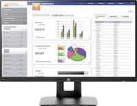 HP VH240A LED monitor (felújított) 60.5 cm (23.8 coll) EEK A (A++ - E) 1920 x 1080 pixel Full HD 5 ms HDMI™, VGA IPS LED HP