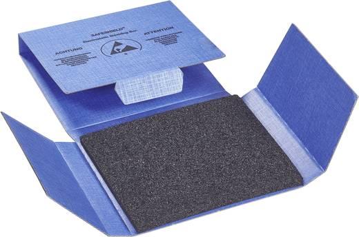 Alkatrésztároló papírdoboz 122 x 20 x 100 mm fekete Wolfgang Warmbier 5510.909
