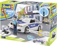 Revell 00820 Polizeiauto mit Figur Autómodell építőkészlet 1:20 Revell