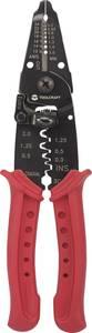 Többfunkciós blankoló és krimpelő fogó 0,5 - 2 mm Toolcraft TO-4861962 (TO-4861962) TOOLCRAFT