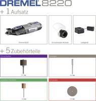 Dremel 8220-1/5 F0138220JA Akkus többfunkciós szerszám Akkuval 12 V 2 Ah Dremel