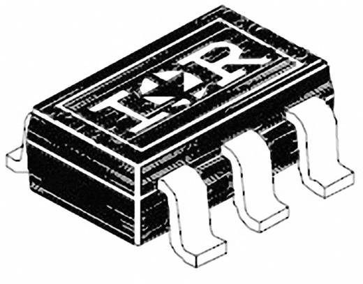 MOSFET, P csatornás, ház típus: TSOP-6, I(D) -2,3 A, U(DS) -20 V, International Rectifier IRLMS6702TRPBF