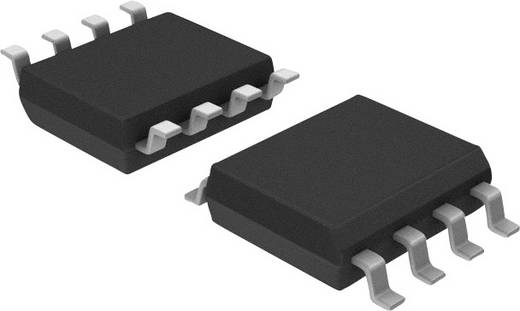 Microwire soros EEPROM, ház típus: SOIC-8, kapacitás: 4 kbit, szervezet: 256 x 16, Microchip Technology 93LC66B/SN