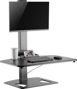 """SpeaKa Professional ErgoFit Workstation Stand 1 részes Monitor asztali tartó 33,0 cm (13"""") - 81,3 cm (32"""") Állítható mag SpeaKa Professional"""