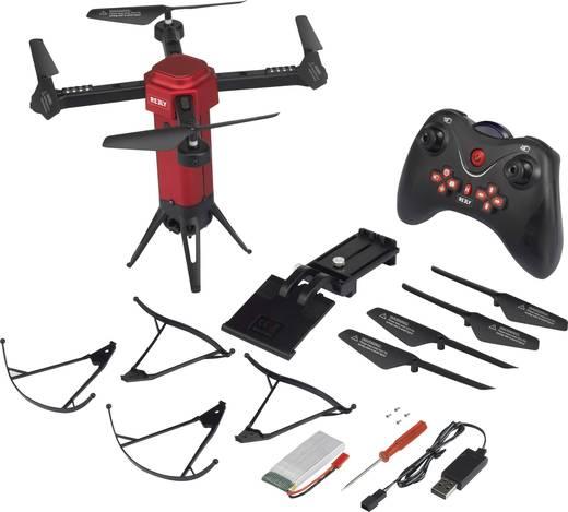Quadrokopter RtF, kamerás repülés, pilótanézet, Reely Rocket Drone