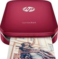 Fotónyomtató HP Sprocket Nyomás felbontás: 313 x 400 dpi Papír formátum (max.): 50 x 76 mm HP