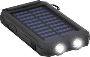 Goobay Outdoor 8.0 49216 Napelemes akkutöltő Töltőáram napelem (max.) 200 mA Kapacitás (mAh, Ah) 8000 mAh Goobay