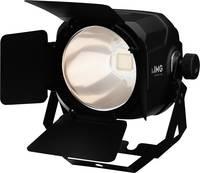 IMG STAGELINE PARC-100E/WWS LED-es PAR fényszóró LED-ek száma: 1 Fekete IMG STAGELINE