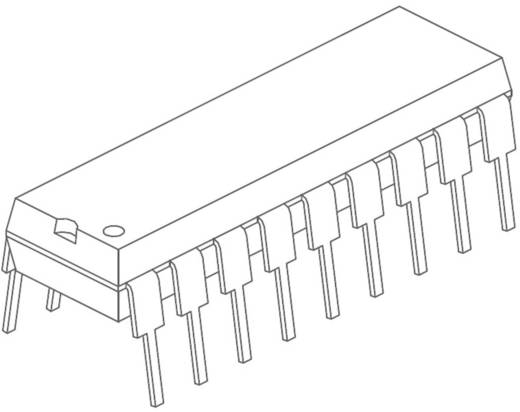 PIC processzor, ház típus: PDIP-18, Microchip Technology PIC16F628A-I/P