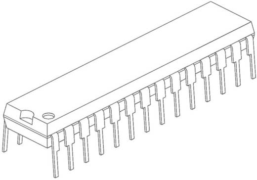 PIC processzor, ház típus: SPDIP-28, Microchip Technology PIC16F872-I/SP