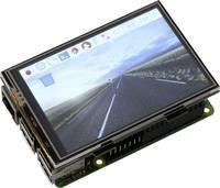 Joy-it RB-Display Kit 3.5 Érintőkijelzős modul 8.9 cm (3.5 coll) 480 x 320 pixel Alkalmas: Raspberry Pi Házzal, Operáció Joy-it