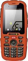 i.safe MOBILE IS320.1 EX védett mobiltelefon Ex zóna 1, 21 6.1 cm (2.4 coll) IP68, Vízálló, Porálló, MIL-STD-810G, Ütésá i.safe MOBILE