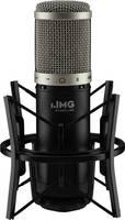 IMG STAGELINE ECMS-90 Stúdió mikrofon Átviteli mód:Vezetékes Pókkal, Szélvédővel, Táskával, Hordtáskával IMG STAGELINE