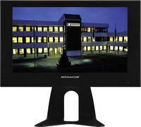 Monacor TFT-810LED LCD távfelügyeleti monitor EEK: B (A++ - E) 20.3 cm 8 coll 1024 x 600 pixel Monacor